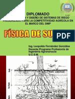 Aspectos Basicos Para La Planificacion y Sistemas de Riego Presurizado - Ing. Leopoldo Fernandez