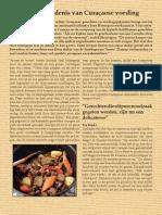 Geschiedenis van voeding