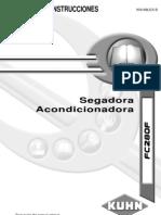 Manual Segadora Khun Fc280