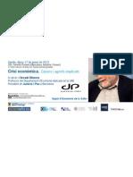 Crisi Econmica. 17-01-013