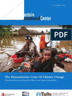 Humanitarian Costs of Climate Change