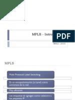 2. Introducción a MPLS