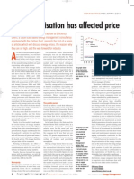How privatisation has affected price [Energy]