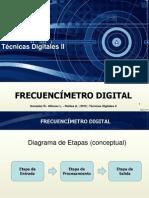 Proyecto Frecuencímetro 2