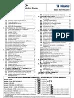 PowerMaxPlus Spanish User Guide