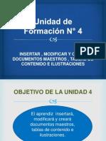 Resumen Word Unidad 4