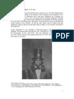 Renville (Ranville),  Joseph Sr. (b. 1799) Dakota Chief
