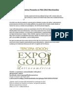 ¡Expo Golf Latinoamérica va al PGA 2013 Merchandise Show!