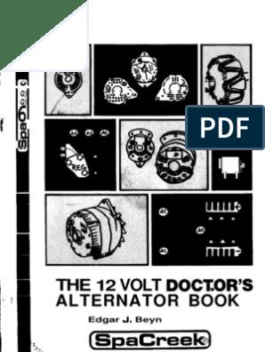 THE 12 VOLT DOCTOR'S ALTERNATOR BOOK | Rectifier | Diode