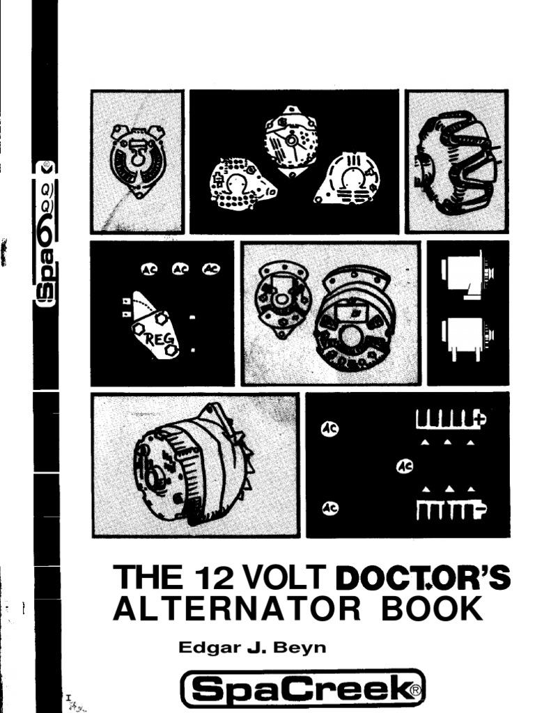 The 12 volt doctors alternator book rectifier diode fandeluxe Gallery