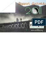 Rapport Activités Nilha 2011