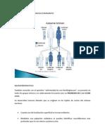 Trabajo de Biologia Sobre Enfermedades Ligadas a Autosomas y Alosomas