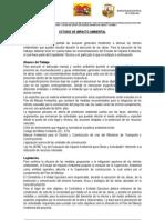 IMPACTO AMBIENTAL DE RIEGO TECNIFICADO