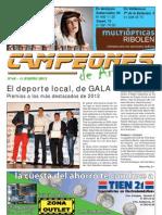 CAMPEONES de Aranjuez nº48 11-ene-13