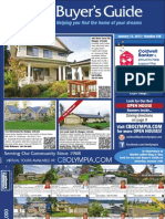 Coldwell Banker Olympia Real Estate Buyers Guide January 12th 2013