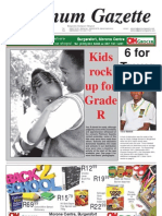 Platinum Gazette 11 January 2013