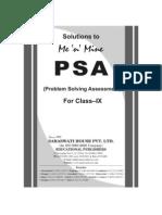 Psa Book For Class 9 Pdf