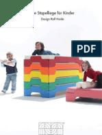 Mueller Design Stapelliege Fuer Kinder Klein