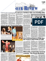Pioneer Review, January 10, 2013