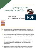 Marcos Legales Para Medios Comunitarios en Chile