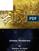 Different Parameters Of Antenna