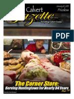 2013-01-10 Calvert Gazette
