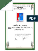 Thiết kế BDK PID số trên nền VDK PIC