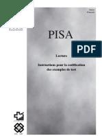 PISA Lecture Cod