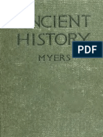 Ancient History - Myers