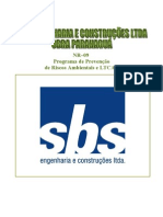 PPRA Programa de Prevencao de Riscos Ambientais