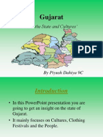 PowerPoint on Gujarat