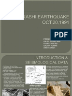 These Earthquakes Occurred in the Wee Hours When