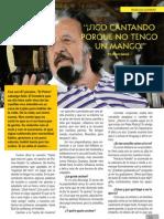 "Horacio Guarany - ""¡Sigo cantando porque no tengo un mango!"" - Telémaco"