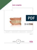 protesis total con dientes monoplanos