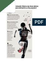 atividade fisica e poluição