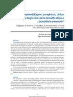 Aspectos dermatitis atópica