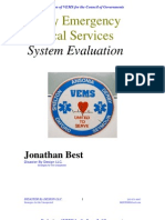 Valley Emergency Medical Services Final VERSION2-DisasterbyDesign 8-2004