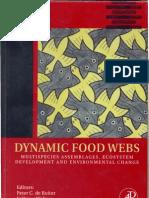 6A Book Chapter (2005) Food Webs Kokkoris