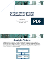 Spotlight Training