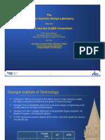 Georgia Tech Welcoming Remarks - FAA CLEEN Consortium 2010