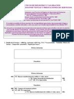 Casos Practicos de Registro y Valoracion de Existencias, Ing