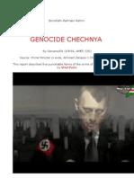 Chechen Genocide