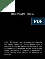 NOCIOS GENERALES DE DERECHO LABORAL
