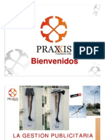 PRAXXIS DE GESTIÓN PUBLICITARIA