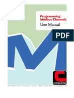 Modbus programming