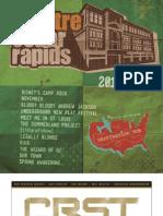 12/13 TCR Linge Series Playbill