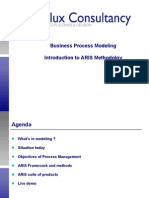 Business Process Modelling - Introduction to ARIS Methodolgy