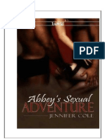 Jennifer Cole La Aventura Sexual de Abbey