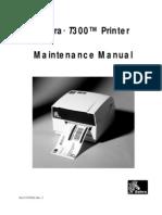 Zebra T300 Printer