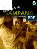 Gado-gado ala Sampang, Serial Diskusi Masalah Kesehatan - Agung Dwi Laksono
